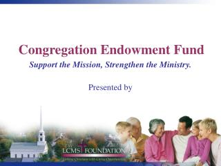Congregation Endowment Fund