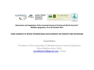 Chapter 9 Conservation, Protection and Rehabilitation of Environment and Natural Resources towards Sustainable Developme
