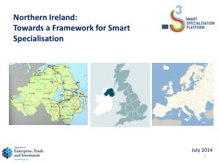 Northern Ireland: Towards a Framework for Smart Specialisation