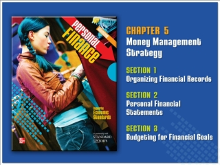 BUDGETING  FINANCIAL REPORTING  I
