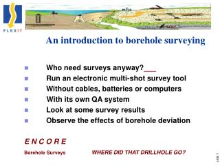 An introduction to borehole surveying