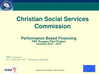 Christian Social Services Commission