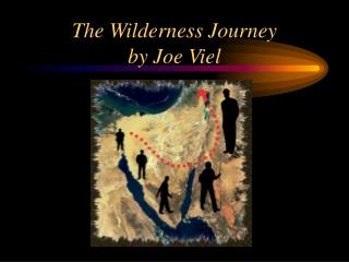 The Wilderness Journey by Joe Viel