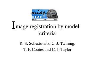 mage registration by model criteria