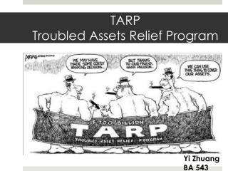 TARP Troubled Assets Relief Program
