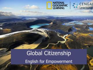 Global Citizenship English for Empowerment