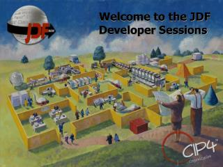 Welcome to the JDF Developer Sessions