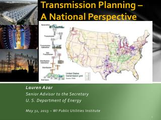 Transmission Planning  – A National Perspective