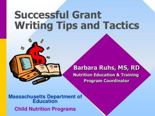 Successful Grant Writing Tips and Tactics