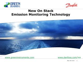 New On Stack  Emission Monitoring Technology