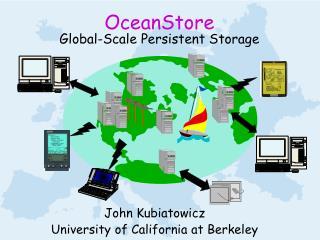 OceanStore Global-Scale Persistent Storage