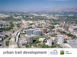 urban trail development