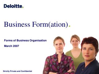 Business Form(ation) .