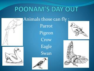 POONAM'S DAY OUT