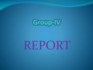 Group-IV
