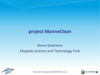 project MarineClean