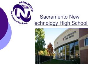 Sacramento New Technology High School