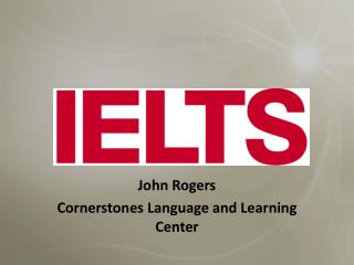 John  Rogers Cornerstones Language and Learning Center