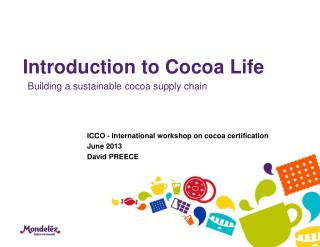 Introduction to Cocoa Life