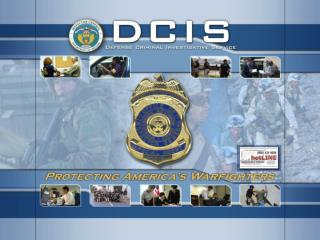 Is the law enforcement arm of the OIG, DoD Has statutory law enforcement authority