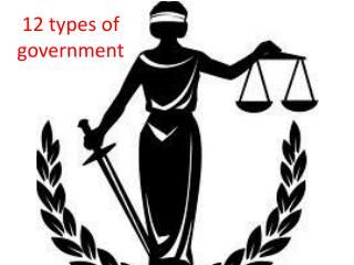 12  types of government