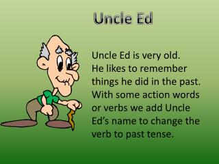 Uncle Ed