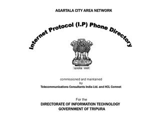 Internet Protocol (I.P) Phone Directory