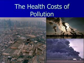 The Health Costs of Pollution