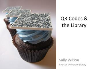 QR Codes & the Library