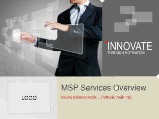 MSP Services Overview