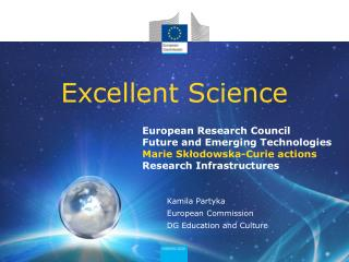 Excellent Science