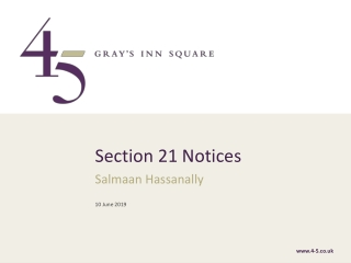 Sections 8.4-8.5