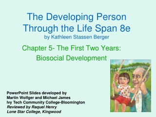 The Physical Self: Development of the Brain, the Body, and Motor Skills