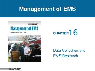 Data Collection and EMS Research