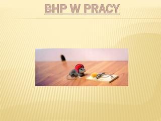 BHP W PRACY