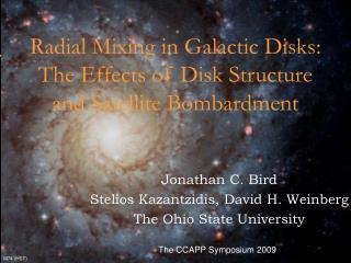 Radial Mixing in Galactic Disks: The Effects of Disk Structure and Satellite Bombardment