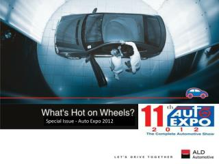 Special Issue - Auto Expo 2012