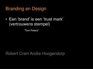 Branding en Design