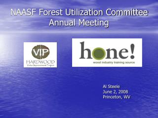 NAASF Forest Utilization Committee Annual Meeting