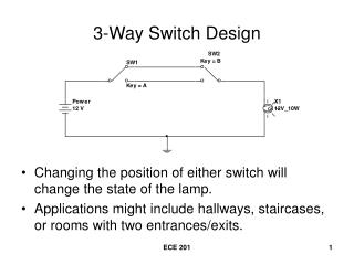 3-Way Switch Design