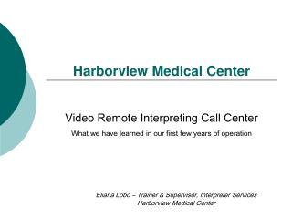 Harborview Medical Center