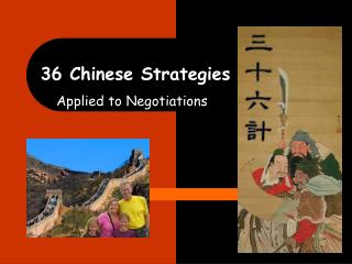 36 Chinese Strategies