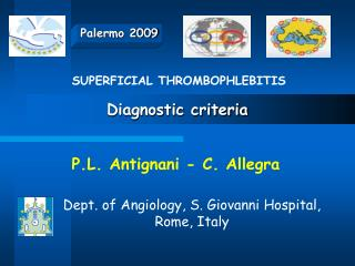 Diagnostic criteria
