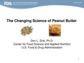 The Changing Science of Peanut Butter