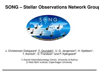 SONG – Stellar Observations Network Group