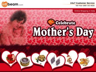 Mothers Day Gifts, Send Mothers Day Gifts To India, Mothers