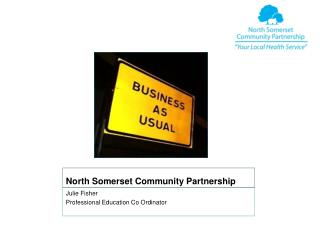 North Somerset Community Partnership