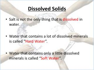 Dissolved Solids