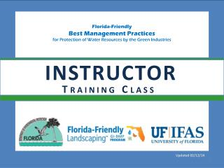 Florida-Friendly Best Management Practices