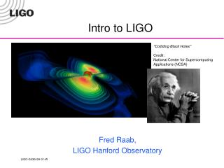 Intro to LIGO